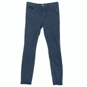 Loft High RIse Skinny Ankle Jegging Style Jean 6